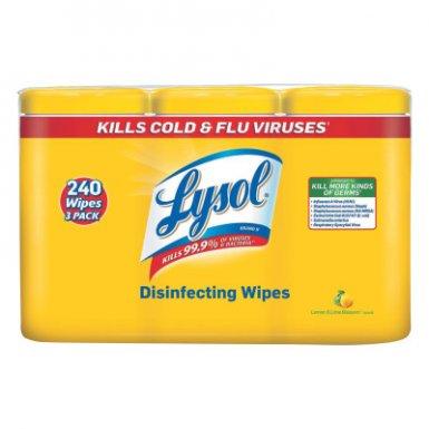 Reckitt Benckiser RAC84251CT LYSOL Brand Disinfecting Wipes