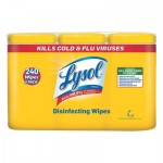 Reckitt Benckiser RAC84251CT LYSOL Brand Disinfecting Wipes
