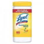 Reckitt Benckiser RAC77182EA LYSOL Brand Disinfecting Wipes