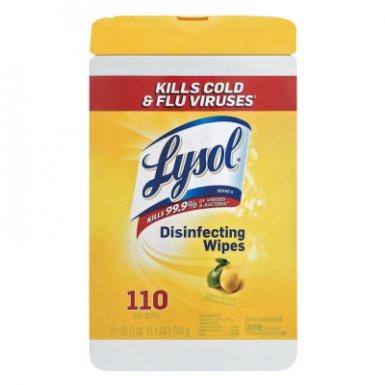 Reckitt Benckiser RAC78849EA LYSOL Brand Disinfecting Wipes