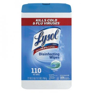 Reckitt Benckiser RAC93010CT LYSOL Brand Disinfecting Wipes