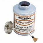 Rectorseal 72841 Copper-Rich Anti-Seize Compounds