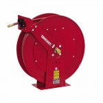 Reelcraft 82100OLP Heavy Duty Spring Retractable Hose Reels