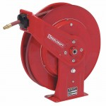Reelcraft 7650OLP Heavy Duty Spring Retractable Hose Reels