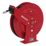 Reelcraft PW7650OHP Pressure Wash Spring Retractable Hose Reel