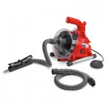 Ridge Tool Company 55808 PowerClear Drain Cleaning Machines