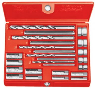 Ridge Tool Company 35585 Ridgid Screw Extractor Sets