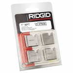Ridge Tool Company 37835 Ridgid Manual Threading/Pipe and Bolt Dies Only