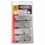 Ridge Tool Company 50960 Ridgid Beveling Die Sets for Universal Die Heads