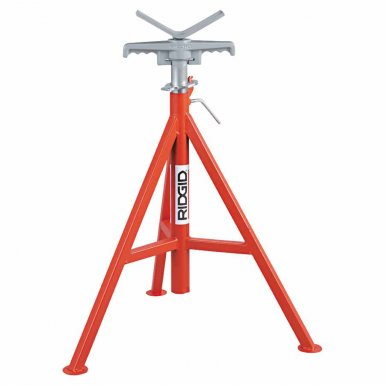 Ridge Tool Company 56662 Ridgid V-Head Pipe Stands