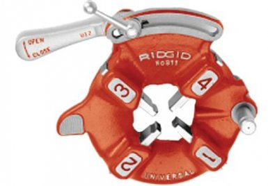 "Ridge Tool Company 97065 Ridgid Power Threading Die Heads for 2"" Threading Machines"
