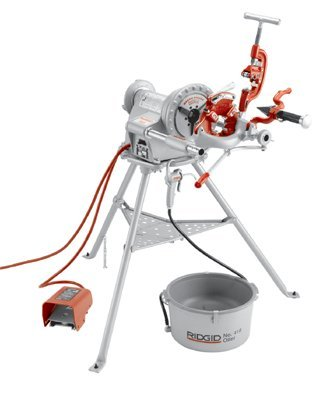 Ridge Tool Company 15682 Ridgid Model 300 Power Threading Machines