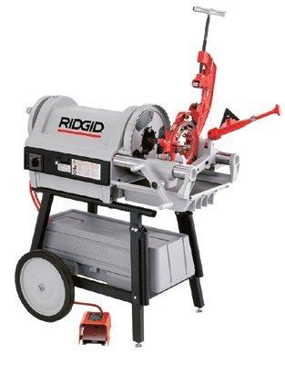 Ridge Tool Company 26092 Ridgid Model 1224 Power Threading Machines