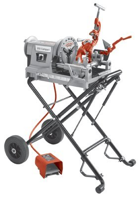 Ridge Tool Company 67182 Ridgid Model 300 Compact Power Threading Machines