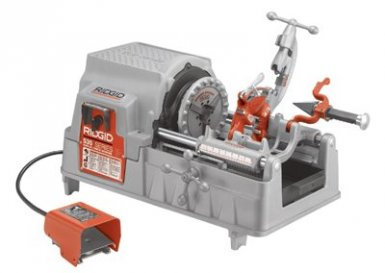Ridge Tool Company 93287 Ridgid Model 535 Power Threading Machines