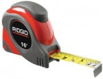 Ridge Tool Company 20213 Ridgid Locking Steel Tapes