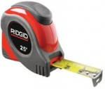 Ridge Tool Company 20218 Ridgid Locking Steel Tapes