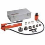 Ridge Tool Company 24587 Ridgid Hydraulic Knockout Sets