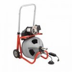 Ridge Tool Company 27013 Ridgid Model K-400 Drain Cleaners