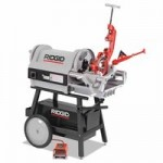 Ridge Tool Company 29858 Ridgid Model 1224 Power Threading Machines