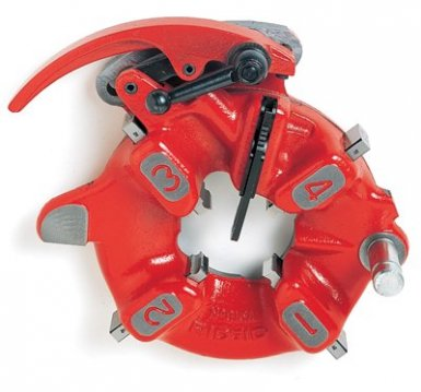 "Ridge Tool Company 42067 Ridgid Power Threading Die Heads for 2"" Threading Machines"