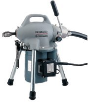 Ridge Tool Company 58960 Ridgid Model K-50 Drain Cleaners