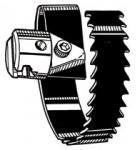 Ridge Tool Company 59625 Ridgid Drain Cleaner Tools