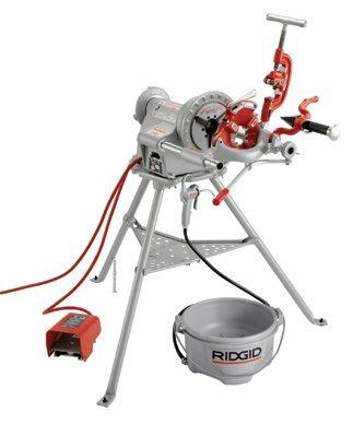 Ridge Tool Company 75075 Ridgid Model 300 Power Threading Machines