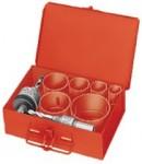 Ridge Tool Company 81490 Ridgid Plumber Bi-Metal Hole Saw Kits