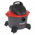 Ridge Tool Company 50308 Ridgid Wet/Dry Vac Model 6000RV