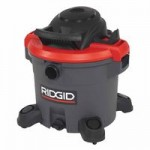 Ridge Tool Company 50323 Ridgid Red Wet/Dry Vac Model 1200RV