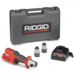 Ridge Tool Company 57383 RP 241 No Jaws+LIO Kits