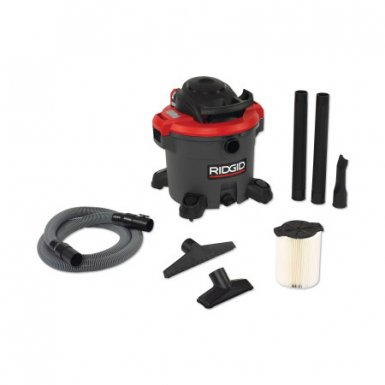 Ridge Tool Company 62698 Wet/Dry Vacuums