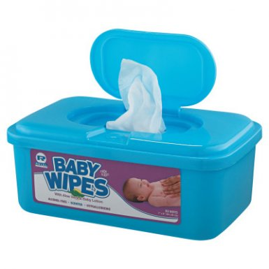 Royal Paper Products RPPRPBWU80 Royal Baby Wipes