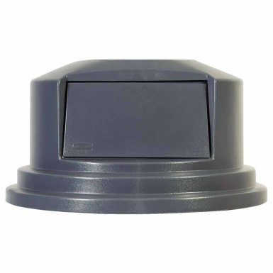 Rubbermaid Commercial 265788GRAY Brute Dome Tops