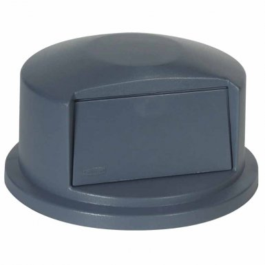 Rubbermaid Commercial 263788GRAY Brute Dome Tops