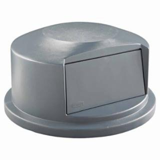 Rubbermaid Commercial 264788GRAY Brute Dome Tops
