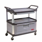 Rubbermaid Commercial 4094-GRAY Cart