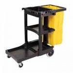 Rubbermaid Commercial FG617388BLA Cart