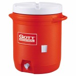 Rubbermaid Commercial 1610-IS-ORAN GOTT Water Coolers
