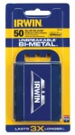 Rubbermaid Commercial 2084300WK Irwin Bi-Metal Utility Blades