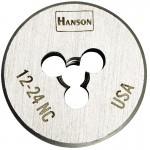 Rubbermaid Commercial 303322 Irwin Hanson Ground Thread Machine Screw Taps (HSS)