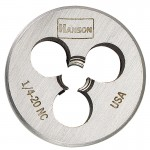 Rubbermaid Commercial 3127 Irwin Hanson Round Fractional Dies (HCS)