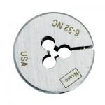 Rubbermaid Commercial 3719 Irwin Hanson Round Machine Screw Dies (HCS)