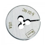 Rubbermaid Commercial 3728 Irwin Hanson Round Machine Screw Dies (HCS)