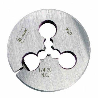 Rubbermaid Commercial 4266 Irwin Hanson Adjustable Round Fractional Dies Right & Left-hand (HCS)
