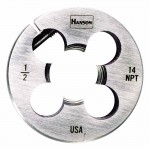 Rubbermaid Commercial 4306 Irwin Hanson Round Pipe Dies (HCS)