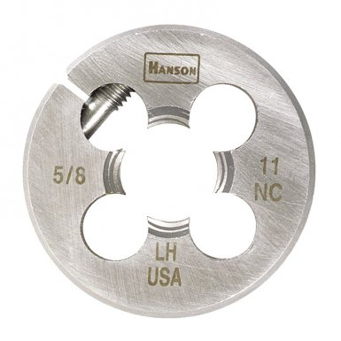 Rubbermaid Commercial 4675 Irwin Hanson Adjustable Round Fractional Dies Right & Left-hand (HCS)
