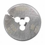 Rubbermaid Commercial 502009 Irwin Hanson Adjustable Round Machine Screw & Fractional Dies (HSS)