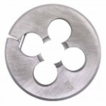 Rubbermaid Commercial 504053 Irwin Hanson Adjustable Round Machine Screw & Fractional Dies (HSS)